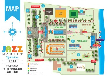 Jazz Market by the Sea 2015