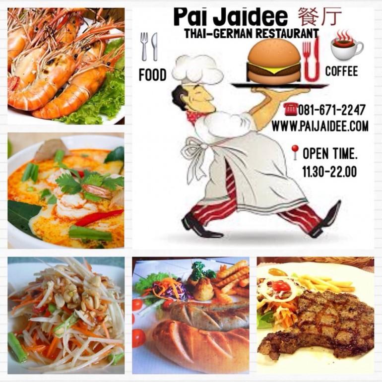 Pai Jaidee Thai-German Restaurant