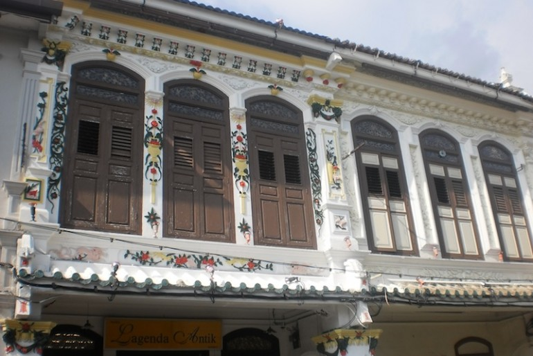 Colonial Malacca
