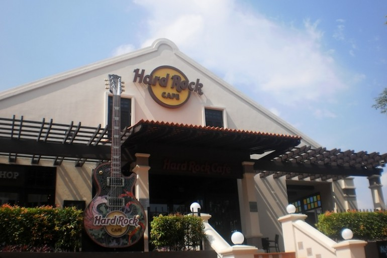 Hard Rock Cafe, Malacca