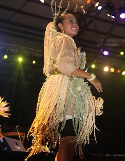 Orang Asli decoration clothes