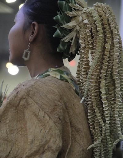 Orang Asli headress