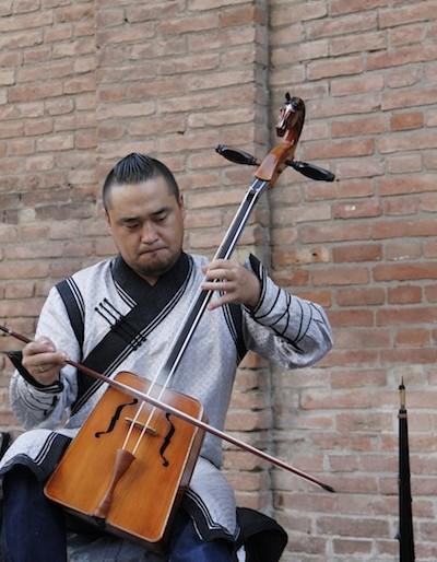 Morin Khuur the horsehead violin