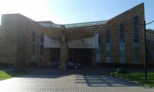 Petroleum Museum entrance