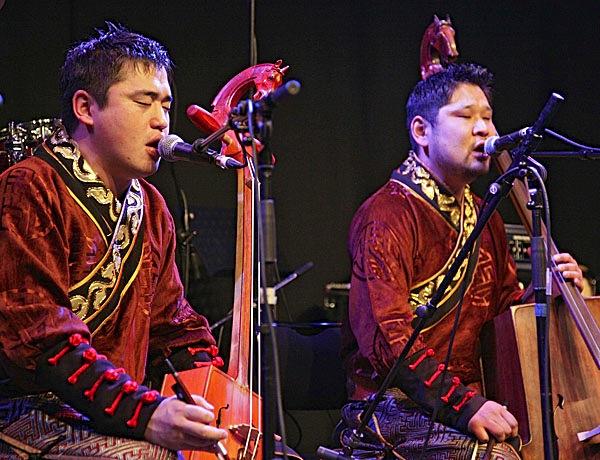 Sedaa string instrumentalists