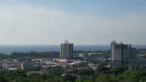 View from Canada hill