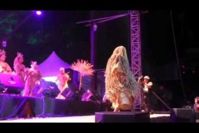 Mah Meri al Rainforest World Music Festival 2015