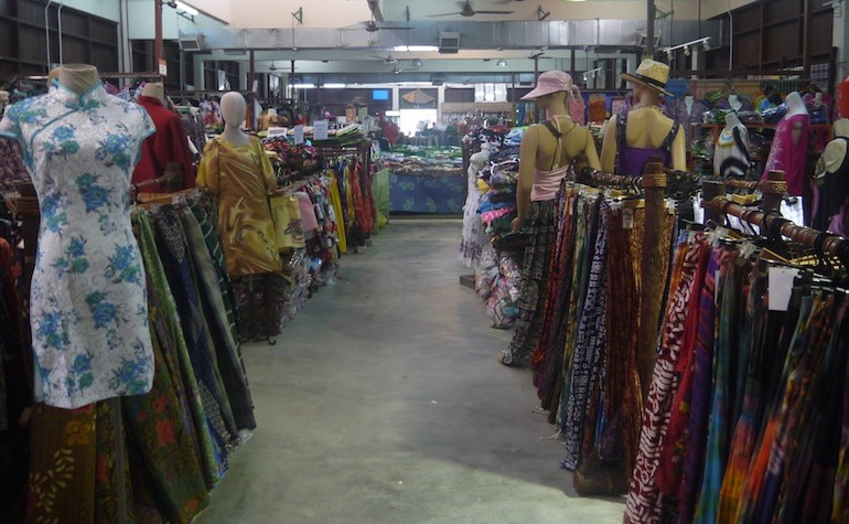 Natural Batik Village shop