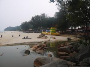Teluk Cempedak beach
