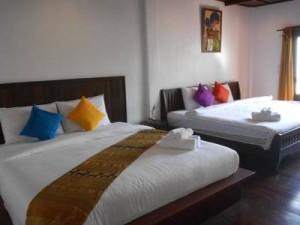 Room at Le Vang Bua Villa