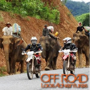 Off Road Laos Adventures