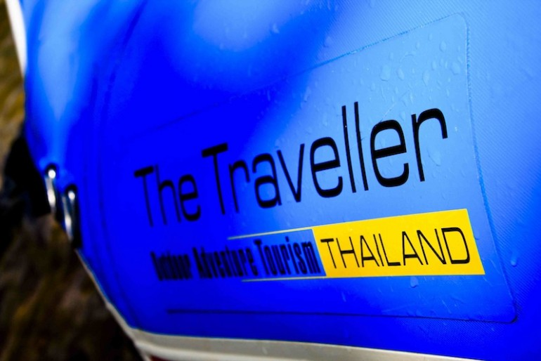 The Traveller Thailand raft