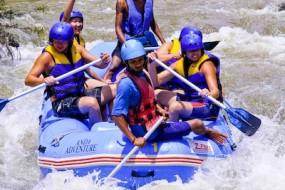 Rafting in Phang Nga