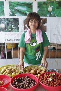 Owner of the nutmeg farm