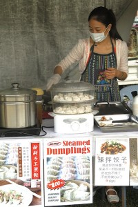 Food of all kind at Penang Hot Air Balloon Fiesta
