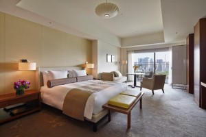 Palace Hotel Tokyo - Grand Deluxe King Room with Balcony