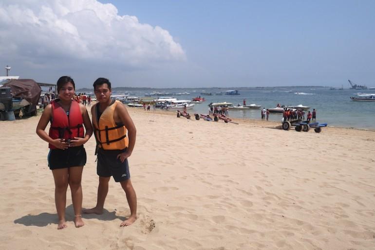 Tanjung Benoa seaside