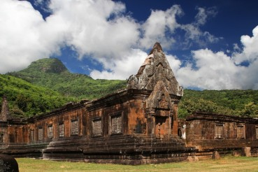 Wat Phou Travels