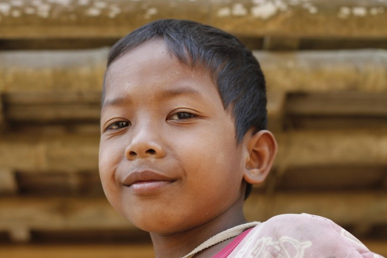 Bane Huay Palam kid