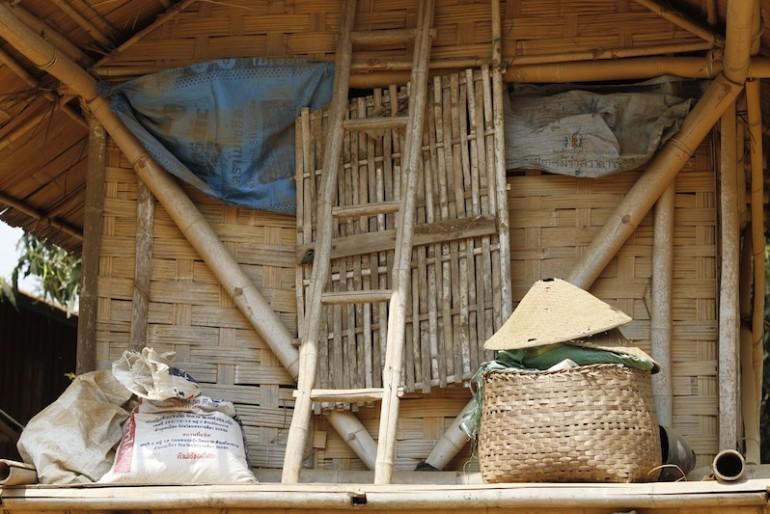 Bane Huay Palam traditional hut