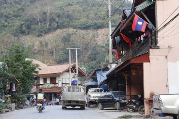 Pakbeng – Laos