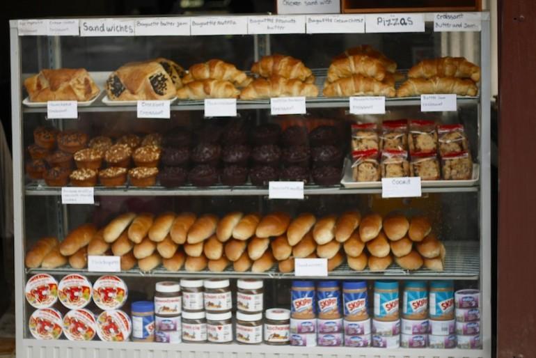 Pakbeng bakery
