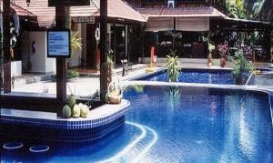 Le Village Beach Resort pool