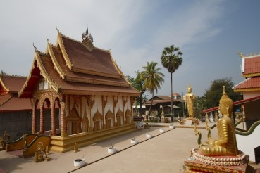 Bicycle and kayak tour Vientiane