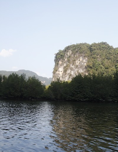 Khao Garos mountain range