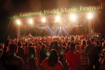 Rainforest World Music Festival 2016
