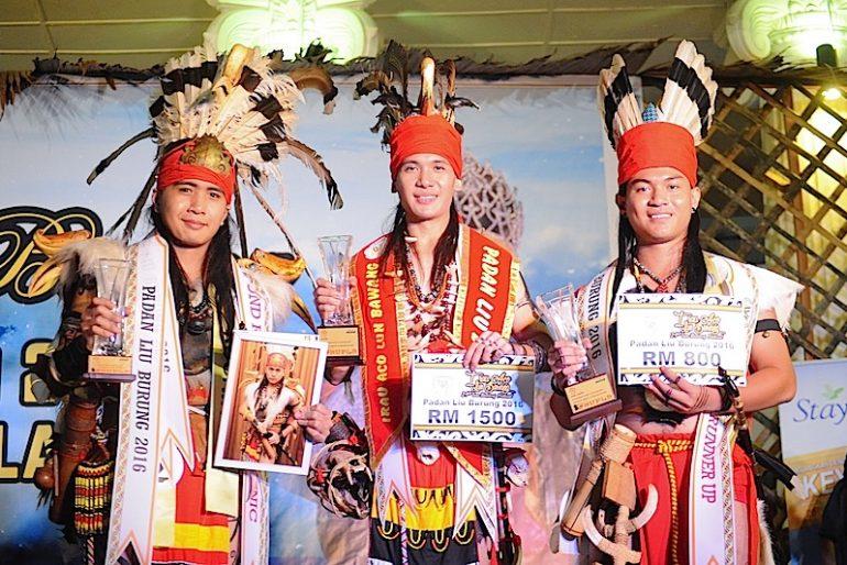 Padan Liu Burung 2016 Top 3