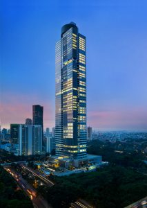 The Westin Jakarta exterior