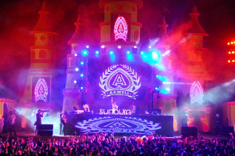 Sunburn Festival 2016