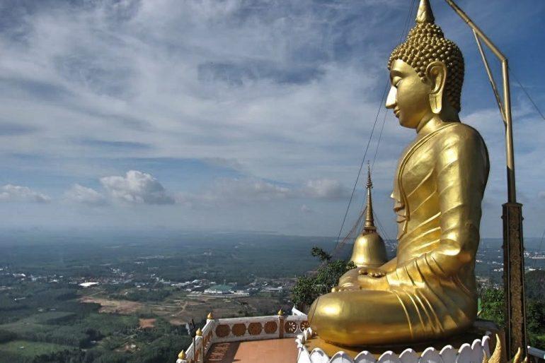 Wat Tham Seua, Krabi