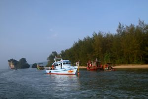 Departure port for Phi Phi Islands Early Bird Tour