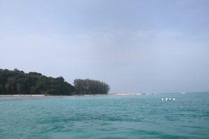 Bamboo paradise Island