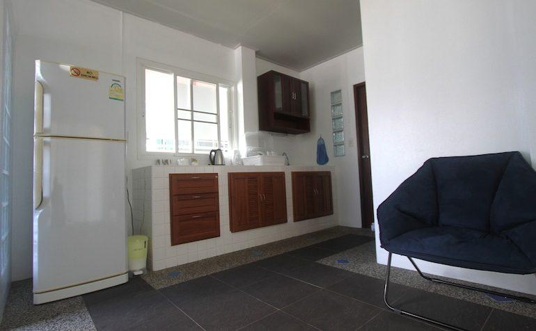 kitchen at Klong Muang Dream House