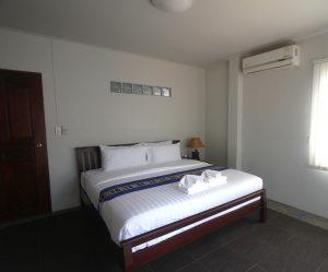 Klong Muang Dream House bedroom