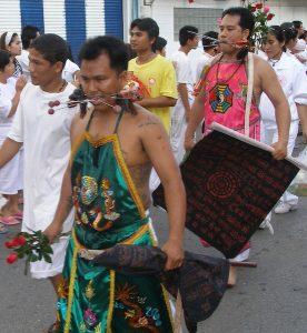 An entranced maa song