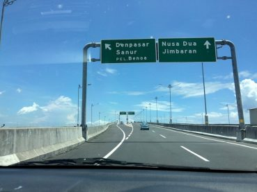 A drive around Bali – Part 1 – the south
