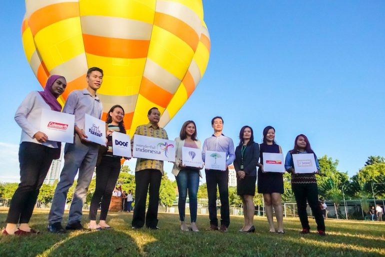 Partners & sponsors of the 9th MyBalloonFiesta