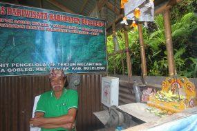 Trek to Munduk waterfalls