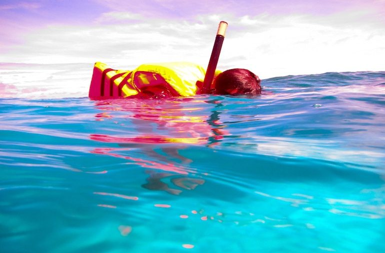 Snorkeling is one of the best activities on Maratua