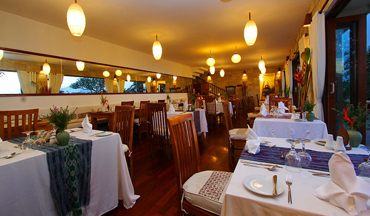 MiMPi-Restaurant