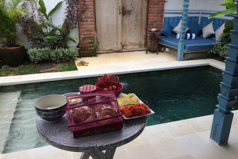 My earthy breakfast at Lata Lama