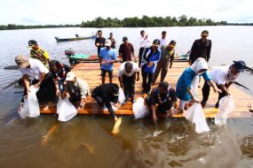 WWF Venturing into the Heart of Borneo