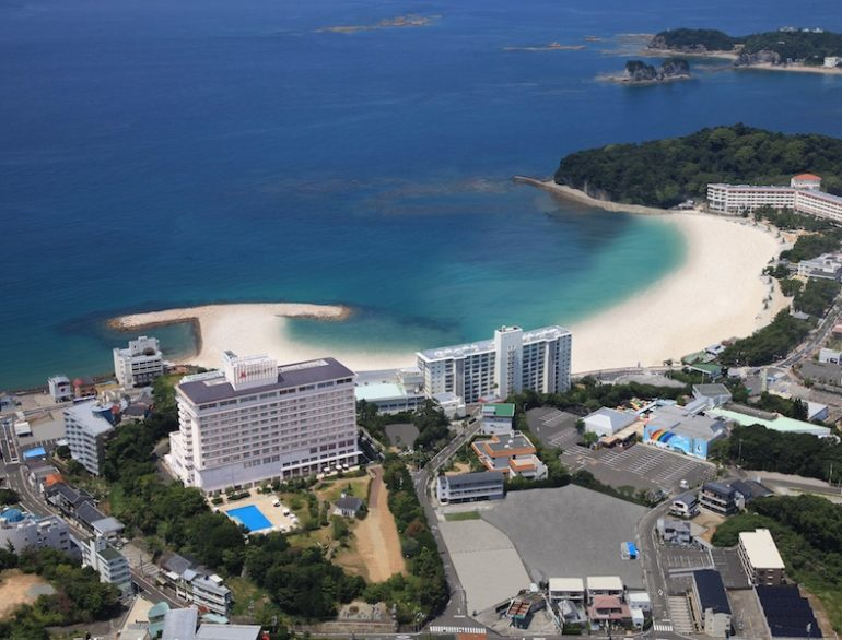 New Marriott hotels in Japan
