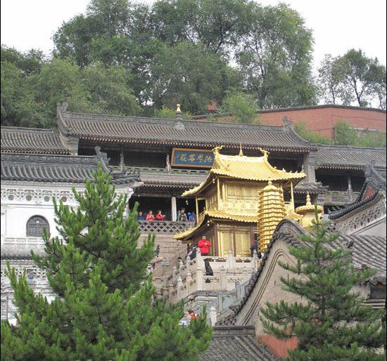 Amazing temples