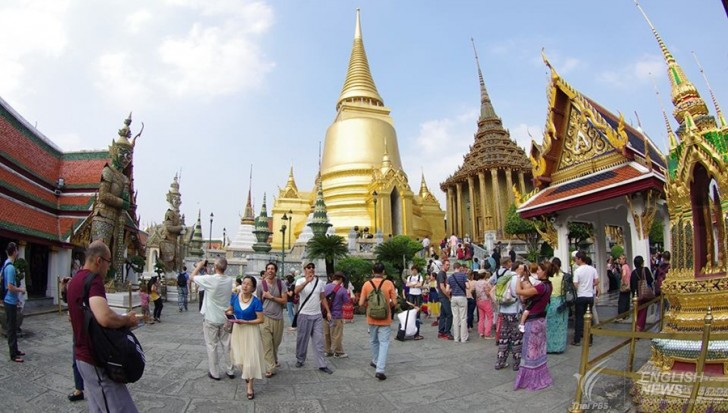 Chinese group in Thailand