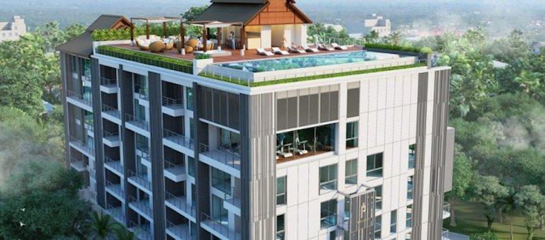 Peaks Avenue Condominium exterior